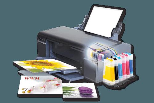 Настройка принтеров и факсов в Дзержинске